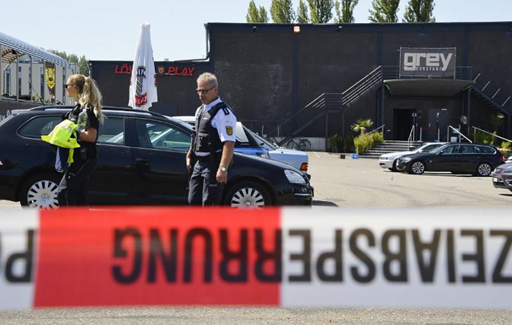 Allemagne: deux morts lors d'une fusillade au M16 devant une discothèque