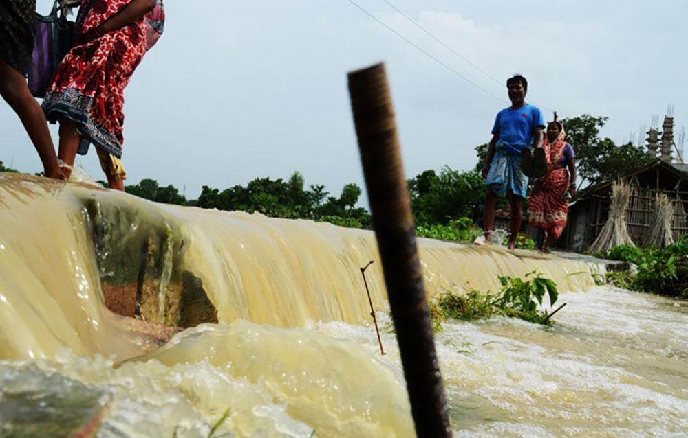 Mousson en Inde: 21 personnes mortes foudroyées