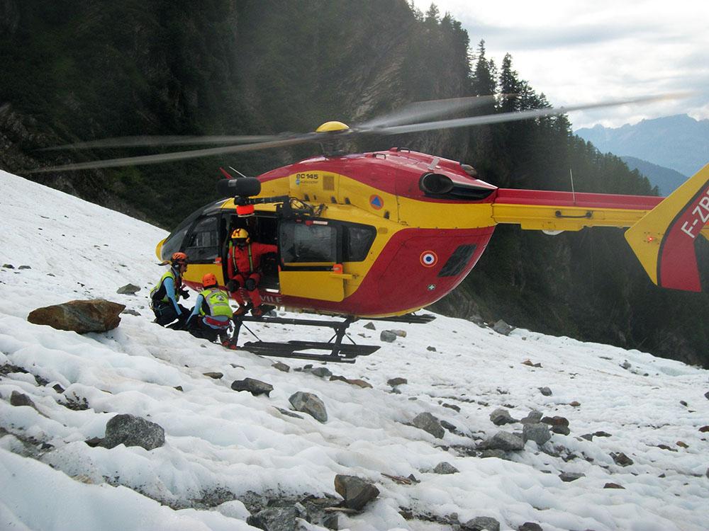 Mont Blanc: l'inquiétude grandit pour un Coréen disparu depuis 24 heures