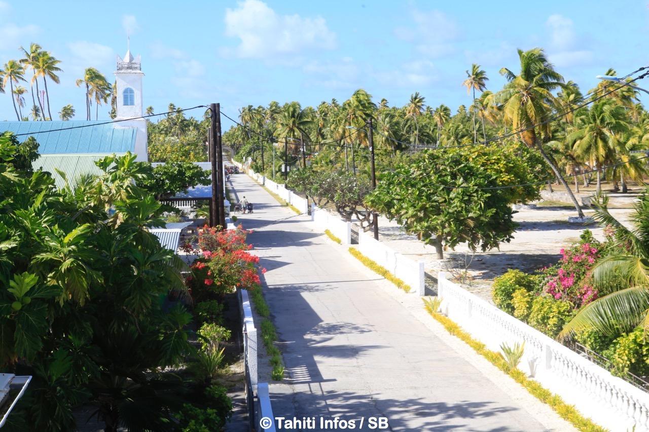 Tatakoto, atoll perdu au milieu du Pacifique