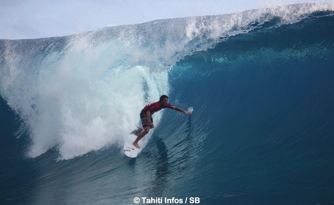 Taumata Puhetini a déjà remporté les Trials 3 fois