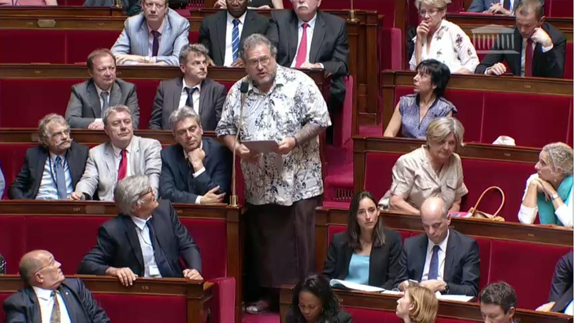 """Moetai Brotherson ne veut plus d'une """"forme de tourisme de la fonction publique"""" en Polynésie"""