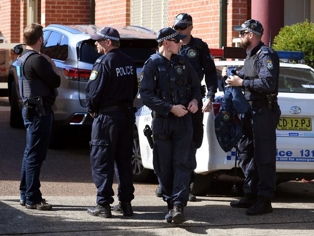 Projet d'attentat en Australie: deux hommes inculpés