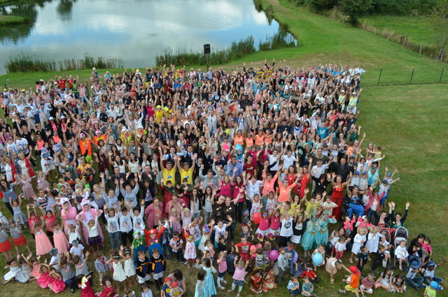 Un rassemblement de jumeaux (et plus) à Paofai le 15 août