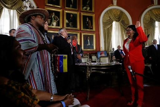 La nouvelle assemblée qui divise le Venezuela se met au travail