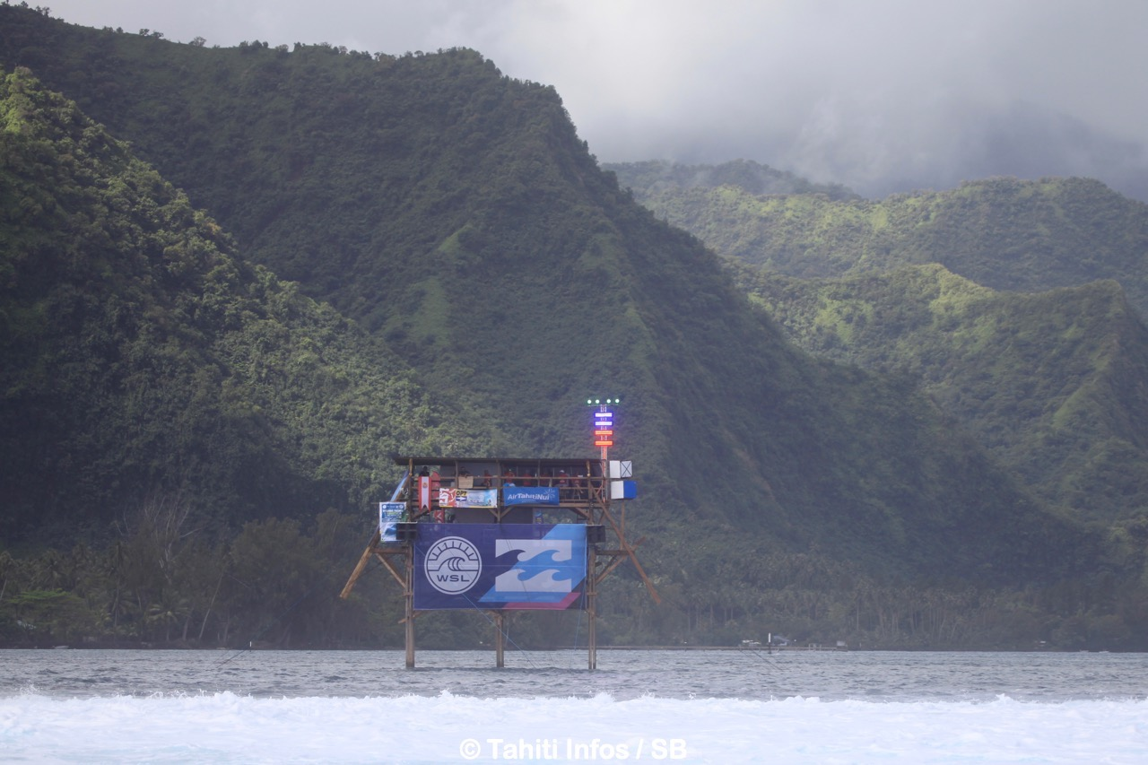Surf - Les Trials se dérouleront mardi 8 août