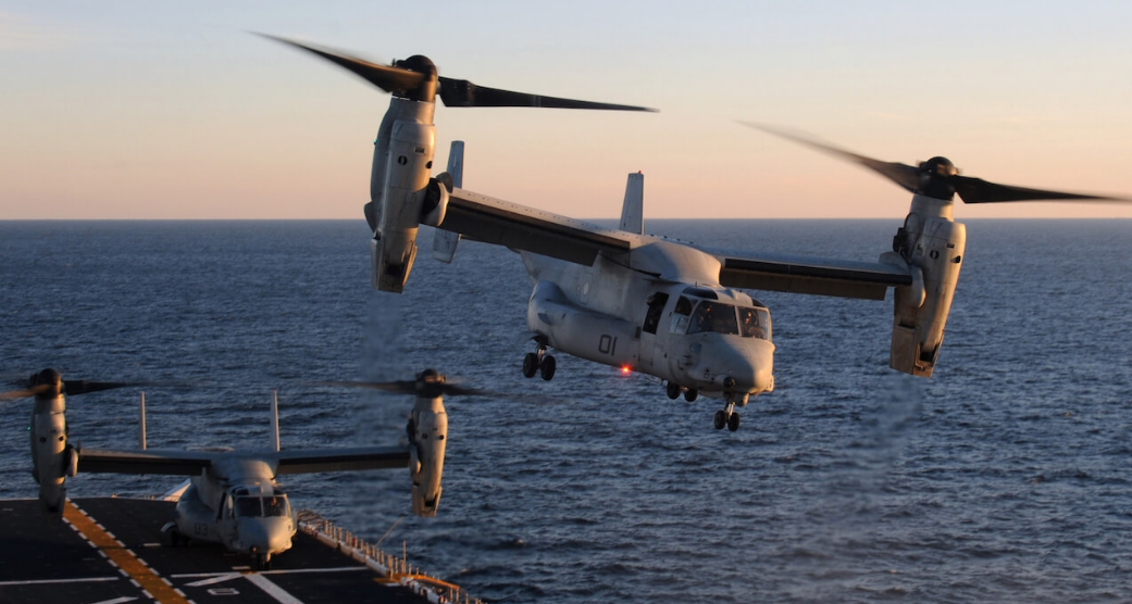Accident en Australie: les Américains envisagent de clouer au sol leurs Ospreys