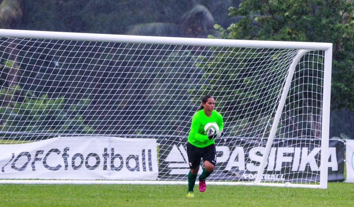 4 buts encaissés contre Samoa, le pays organisateur