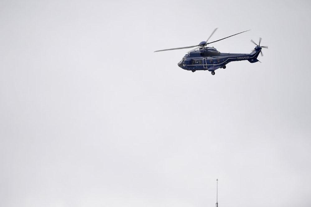 GB: un ex-policier condamné pour avoir filmé des personnes nues d'un hélicopère