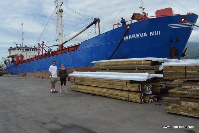 La société Mareva Nui attend la réponse du Pays en ce qui concerne l'ouverture d'une deuxième ligne aux Australes.