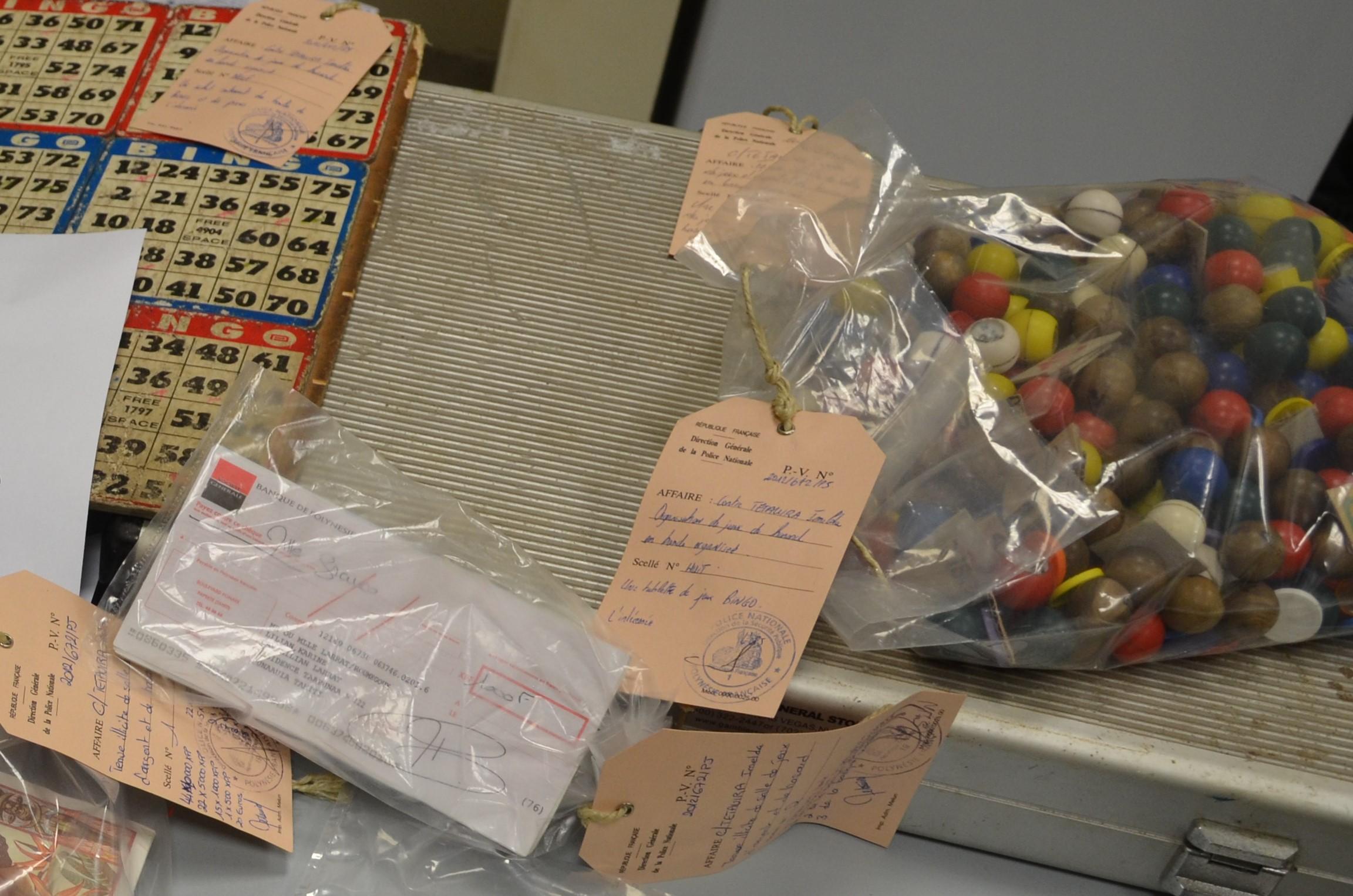 """Le projet de loi définissant les modalités d'organisation des loteries dénommées """"Bingo"""" prévoit l'instauration de 5 % de taxes sur le capital émis des loteries de bingo."""