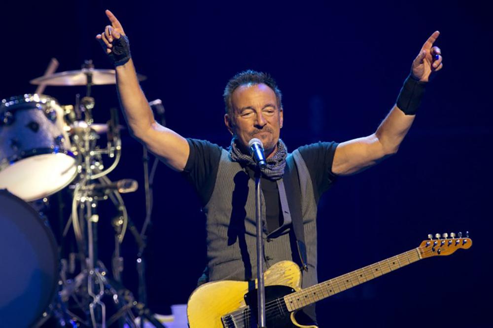 Un Springsteen intimiste débarque à Broadway