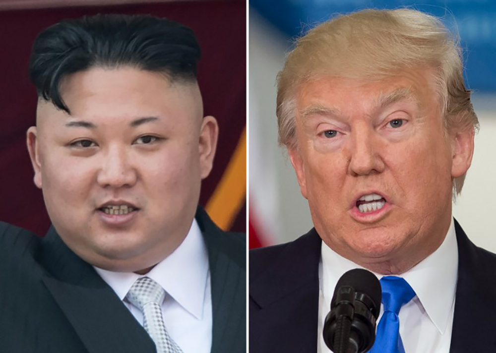 """Corée du Nord: face au """"feu"""" verbal de Trump, le chemin étroit de la diplomatie américaine"""