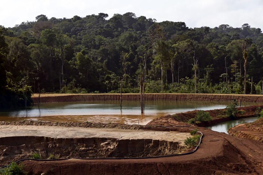 """Guyane : les autochtones disent non à l'or et réclament leur """"dû"""""""