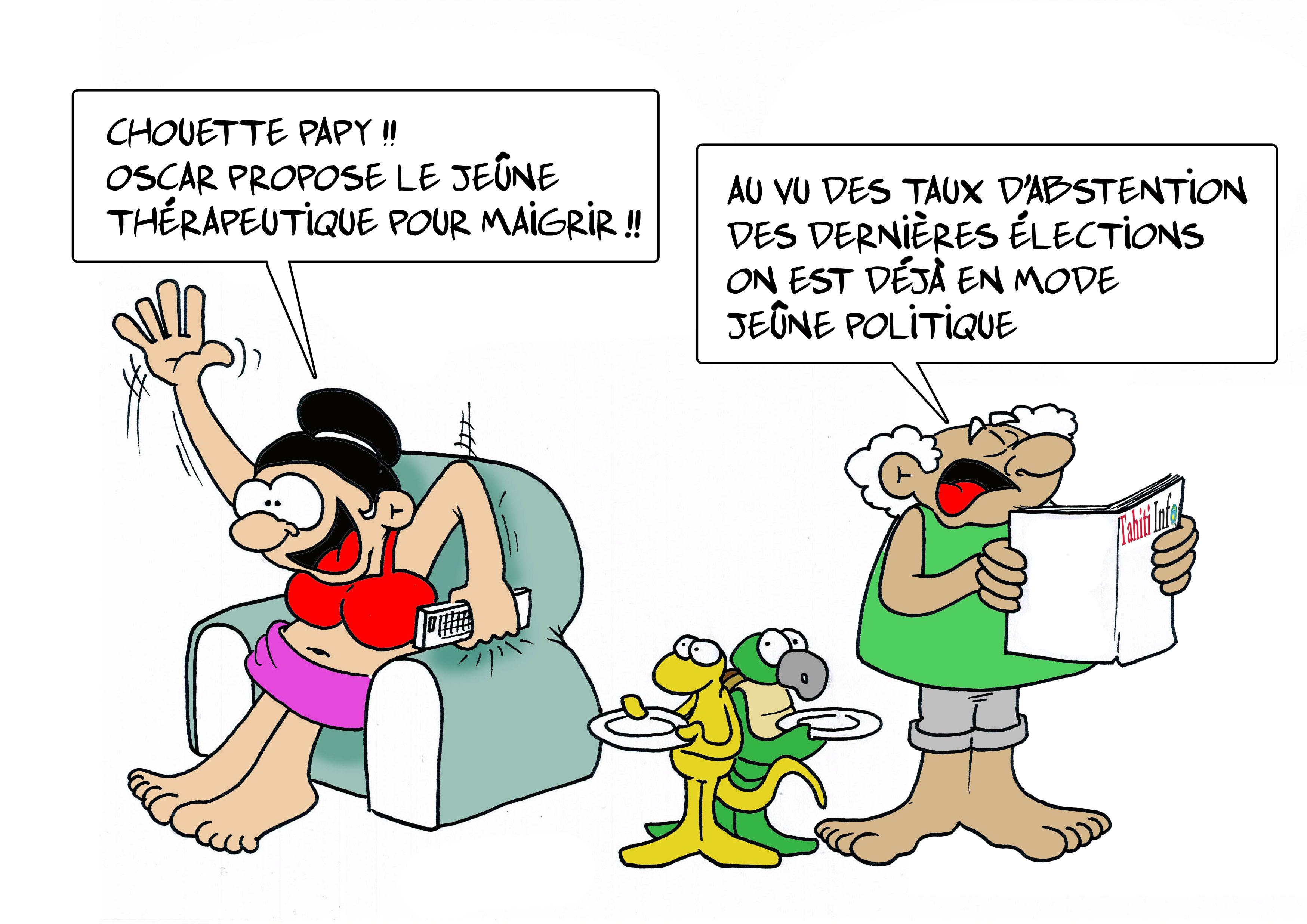 """"""" Le jeûne thérapeutique """" vu par Munoz"""
