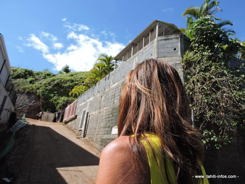 Selon la propriétaire de la maison, elle ne perçoit plus le loyer de 220 000 depuis deux ans.