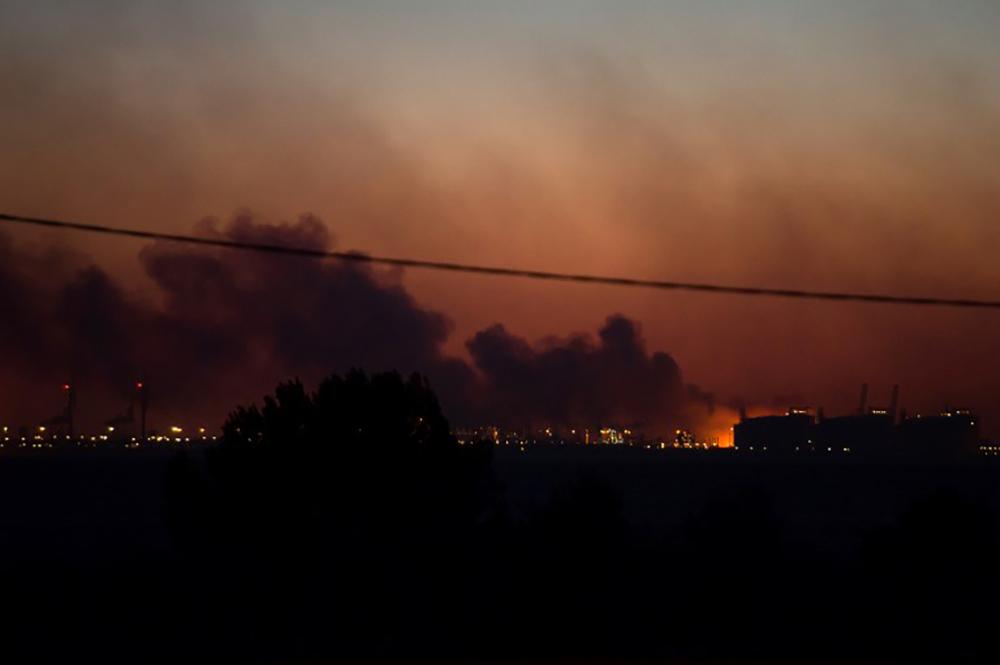 Feux: un homme soupçonné d'avoir volontairement provoqué 16 incendies en garde à vue