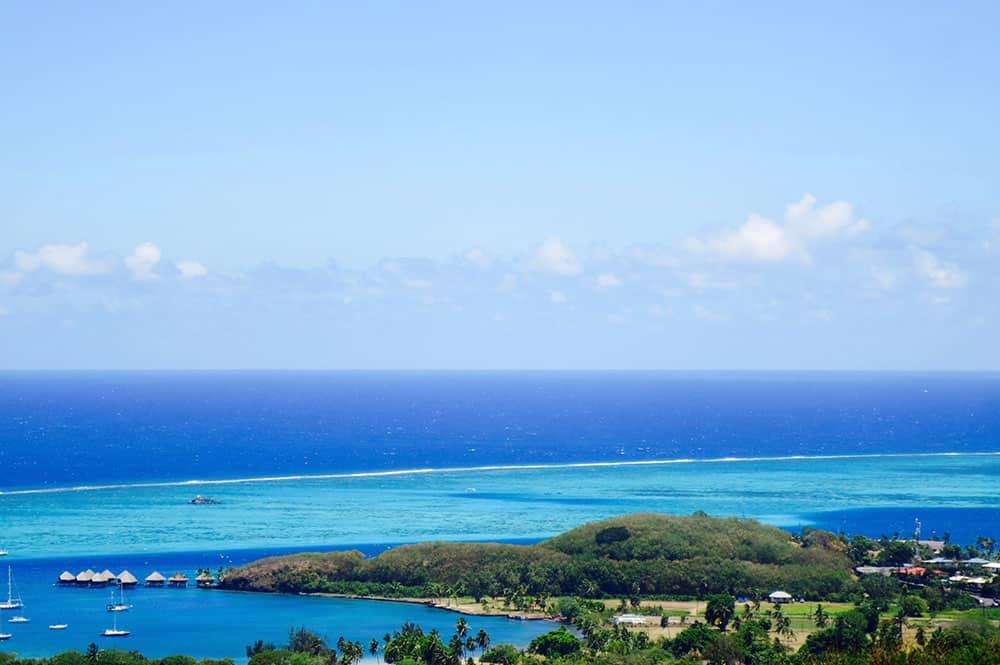 La pointe nord-ouest de chacune des îles de Polynésie est généralement réservée pour l'envol des âmes. Appelée Ke-Kaa (l'équivalent de Te-Taa, ou Ta-Taa) sur l'île de Maui (Hawaii), elle est plus souvent nommée Te-Rei-A-Varua, Rere-A-Varua, avec toutes les variantes linguistiques propres à chaque archipel.