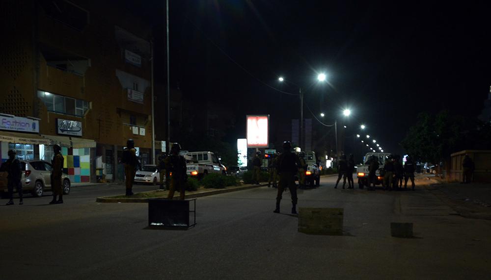 "Fin de l'attaque ""terroriste"" contre un restaurant à Ouagadougou: 18 morts"