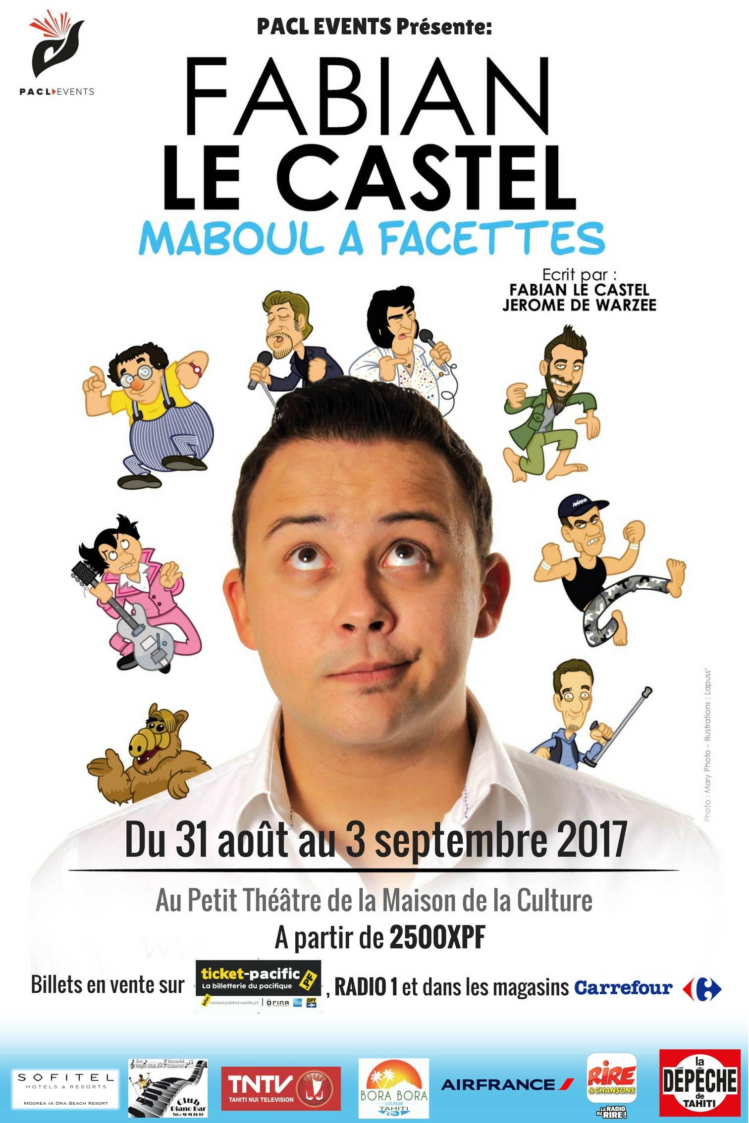 """Fabien Le Castel, imitateur : """"Je suis atteint de schizophrénie vocale galopante !"""""""