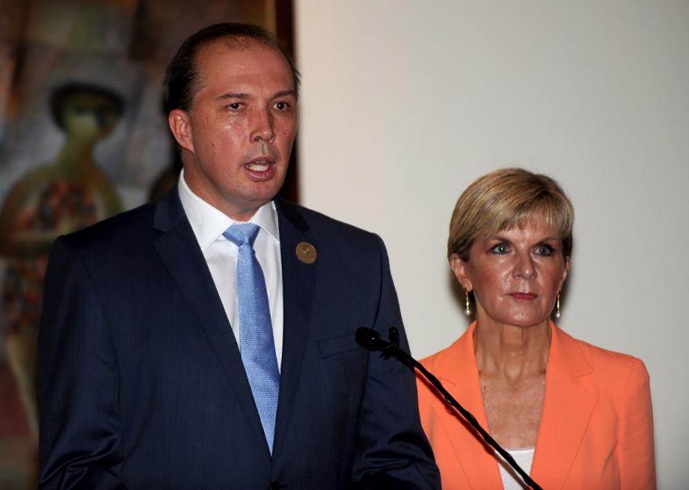 """""""Personne ne pleurera sa mort. (...) Je peux vous l'assurer"""", a déclaré le ministre de l'Immigration Peter Dutton."""