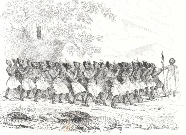 Aux côtés des redoutables guerriers maoris, Marmon se posait en tacticien et surtout en fournisseur d'armes à feu.
