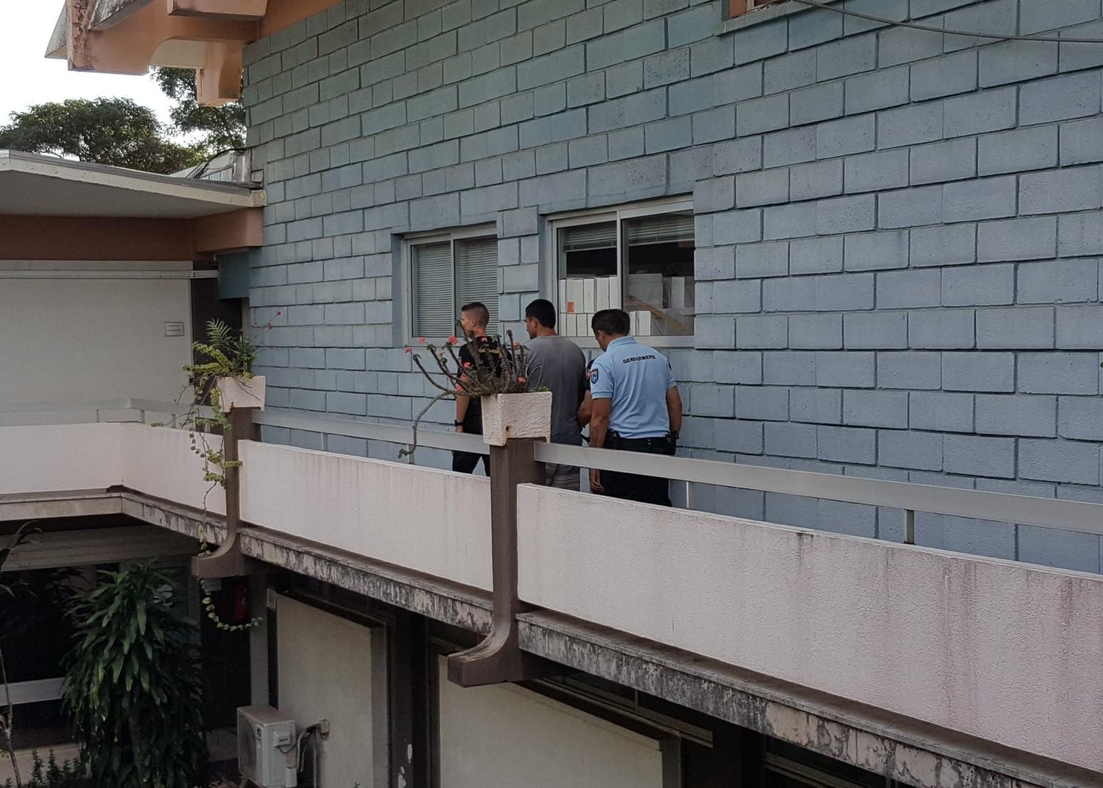 Le détenu a été reconduit au centre de détention de Papeari avec un casier plus riche d'une condamnation à 6 mois de prison ferme.