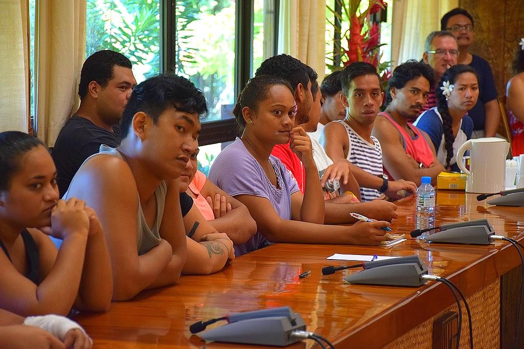 Faa'a recrute 56 jeunes engagés pour le service civique