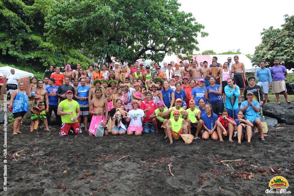 Journée Va'a inter-quartiers ce samedi à Papeete