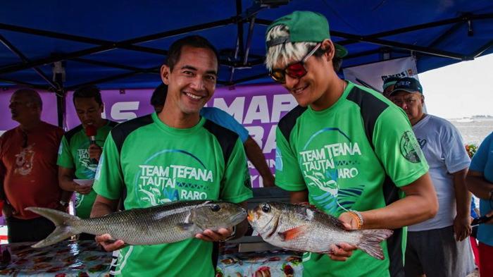 Manutahi CHOUNE et Maui TAEA ont sorti 3 prises bonifiées @ alainPetit