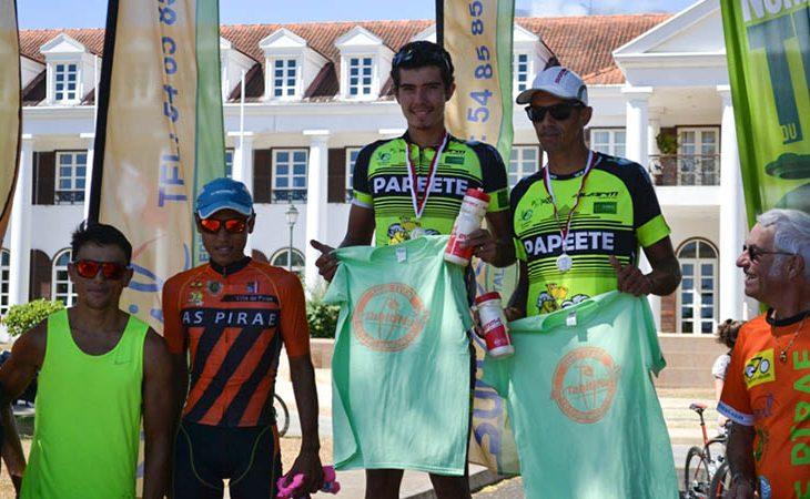 Cyclisme – Grand Prix de Pirae : Tuarii Teuira, l'homme fort du moment