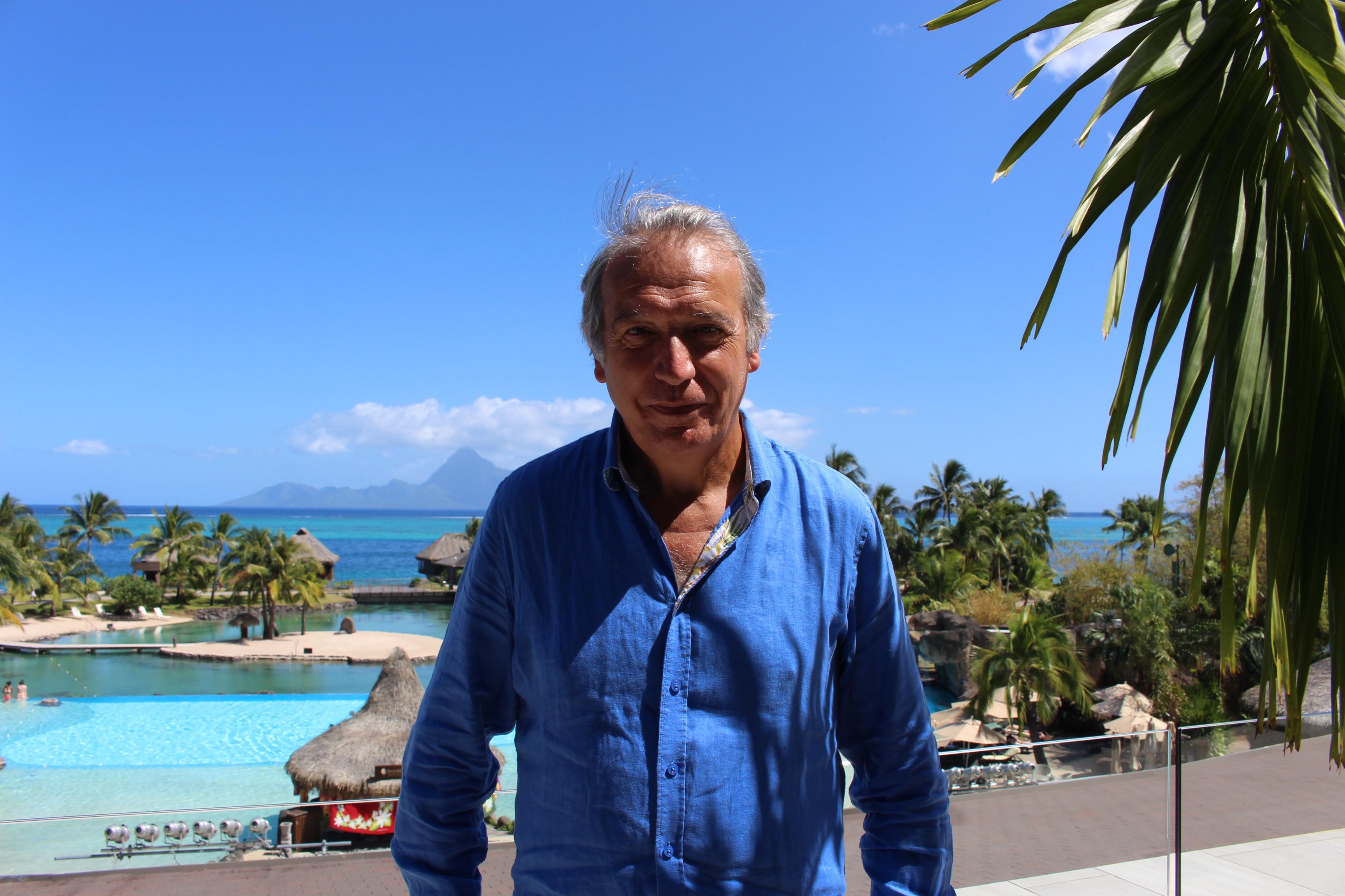 L'écurie bleu outre-mer pour développer l'hippisme et la destination Polynésie