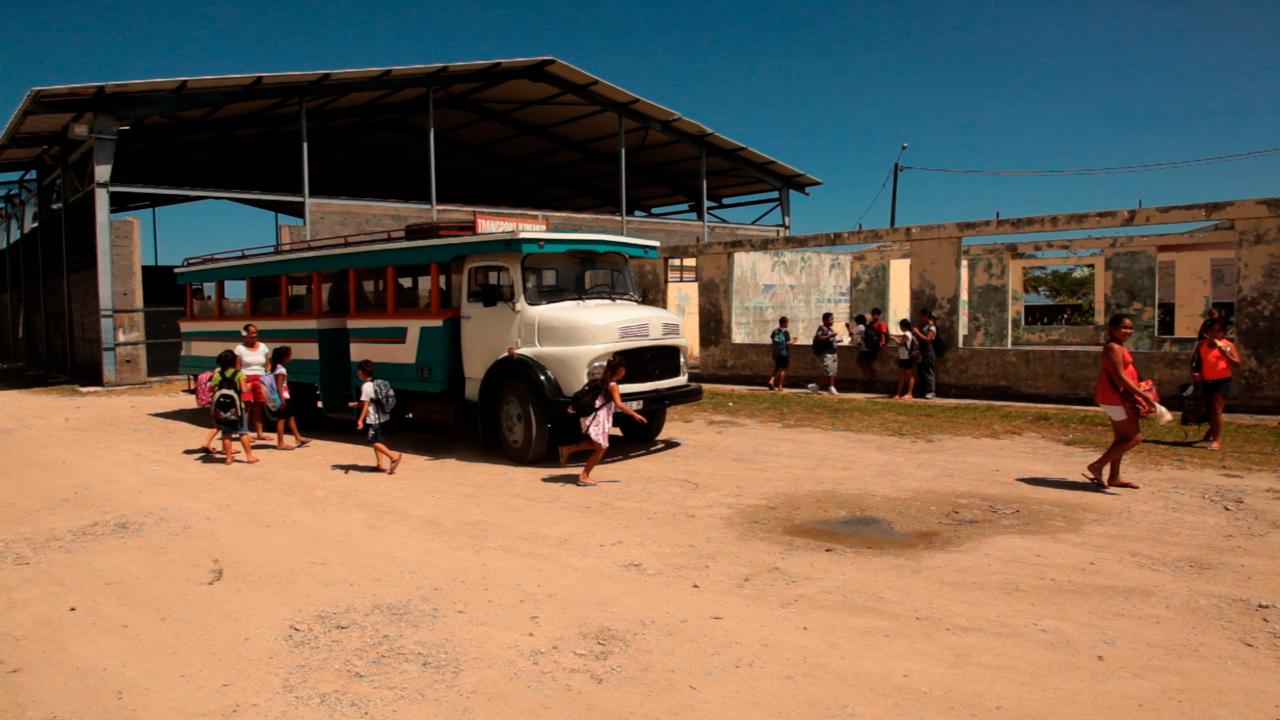 Transport scolaire: une pétition pour le retour des trucks lancée...et puis fermée