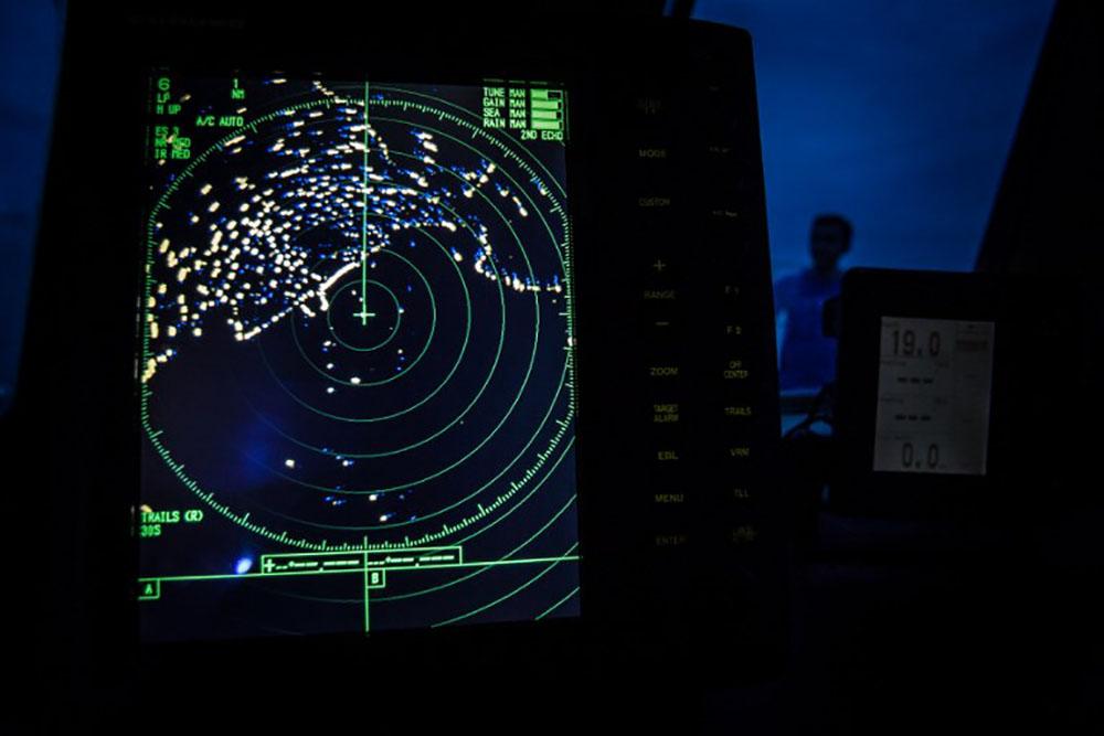 L'armée américaine va installer des radars au Palaos, dans le Pacifique