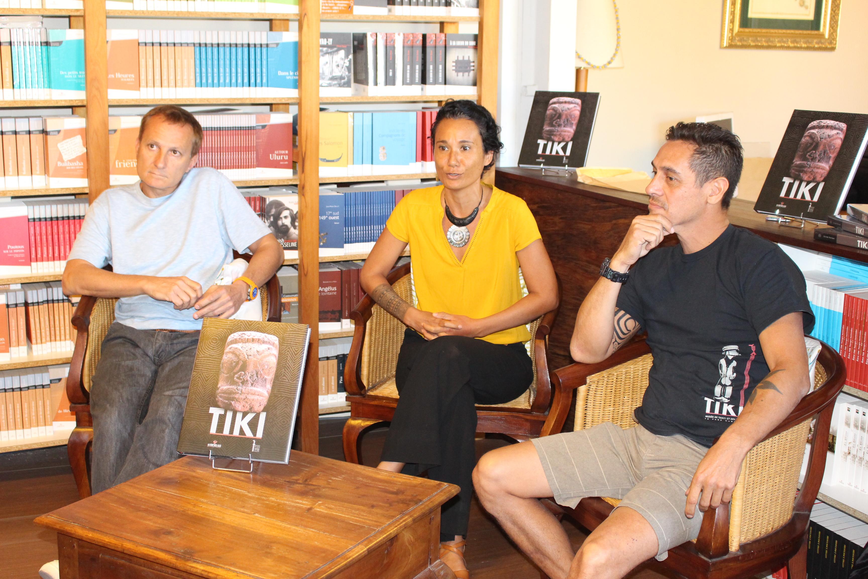 Tiki : Un premier livre sur le premier homme