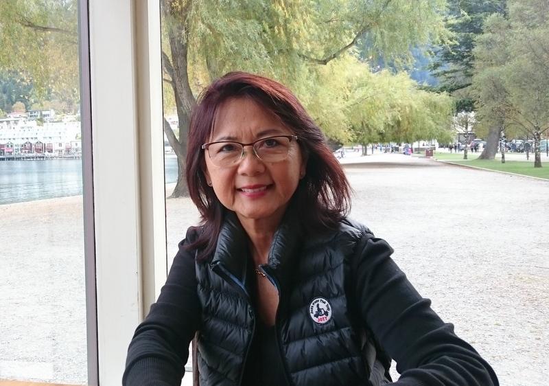 Suzanne Chanteau, chercheuse en biologie