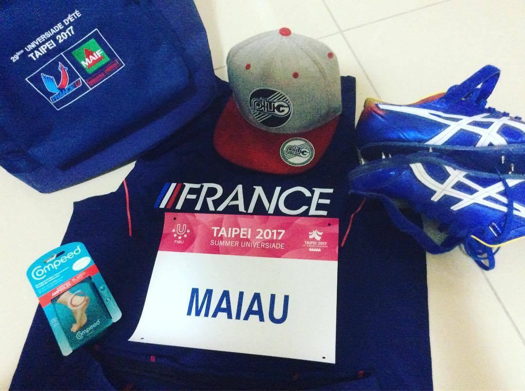 Raihau représente la France et la Polynésie