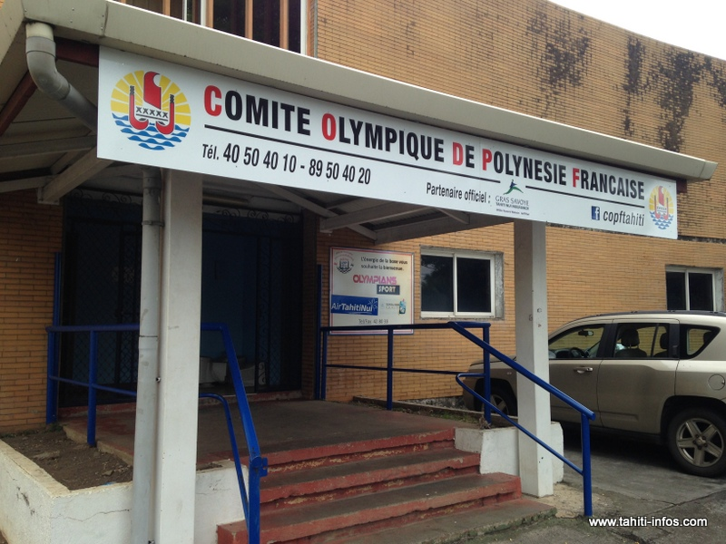 Le Pays coupe les vivres au Comité olympique