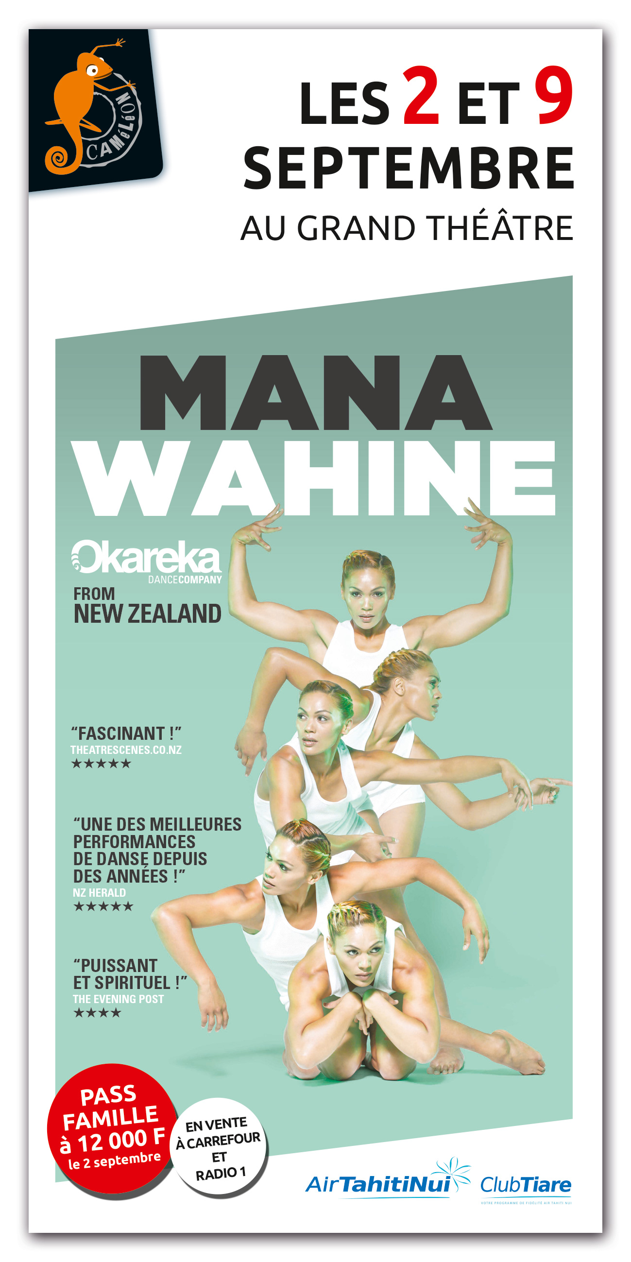"""Mana Wahine"" : l'alliance de la tradition maorie et de l'expression contemporaine"