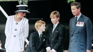 Pour perpétuer la mémoire de Diana, ses fils se dévoilent
