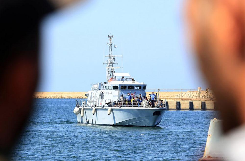 Libye: plus de 500 migrants secourus en 48 heures