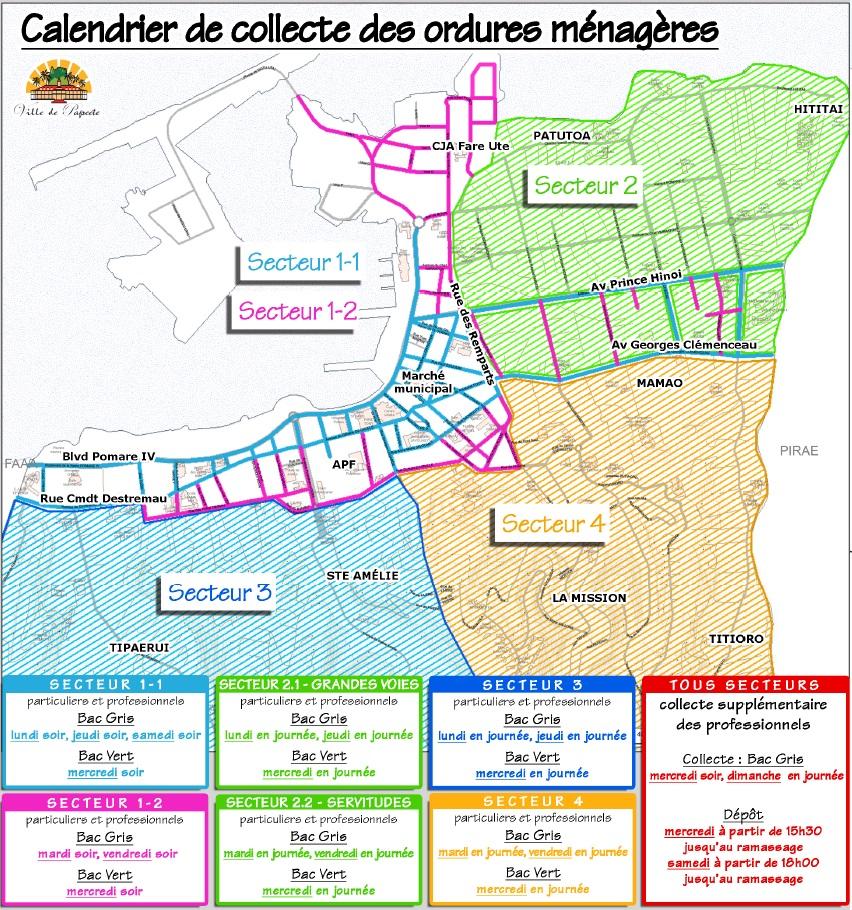 Papeete : opération ville propre à Titioro