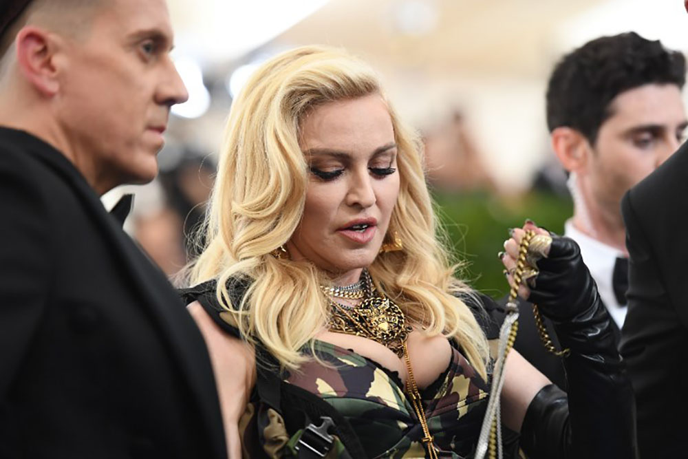 Madonna s'installe à Lisbonne, son fils apprenti footballeur au Benfica