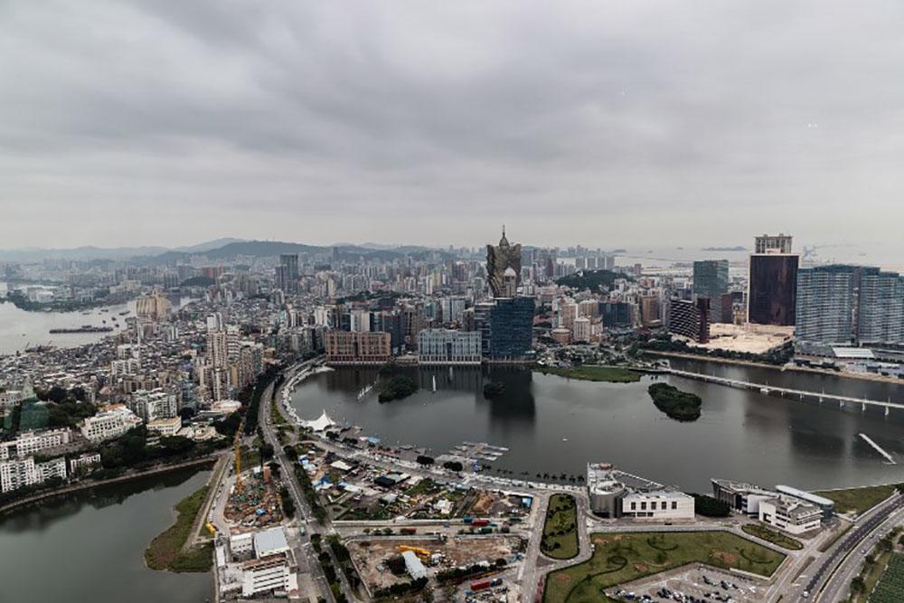 Macao: la chance continue malgré le typhon