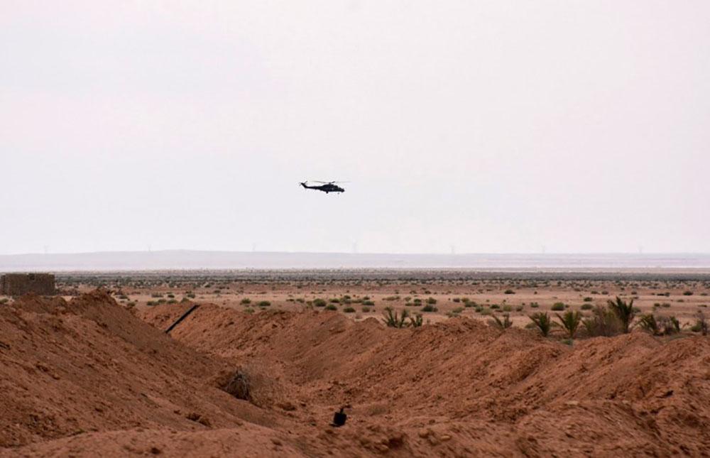 L'armée syrienne près de Deir Ezzor pour la bataille décisive contre l'EI