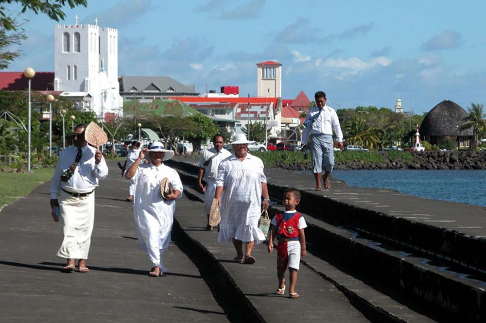 Le forum débutera mardi à Apia, la capitale des Iles Samoa.