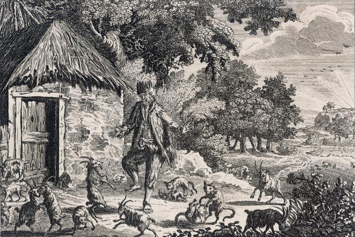 """Depuis 1966, Más a Tierra a été rebaptisée officiellement """"île de Robinson Crusoe"""" par le gouvernement chilien, en hommage au récit de Defoe, inspiré par la mésaventure du marin Selkirk."""