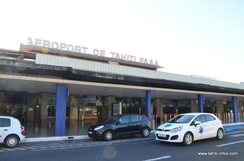 1,2 kg d'ice saisi dans un bagage à l'aéroport de Tahiti Faa'a