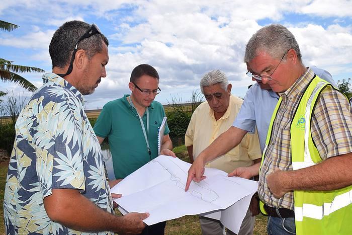 L'aviation civile, l'ADT et la commune se concertent sur les actions à mettre en œuvre.