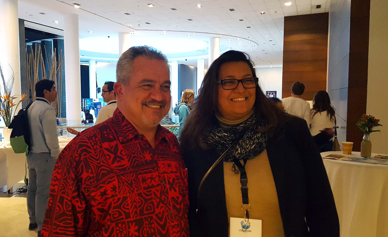 La Polynésie présente au congrès international IMPAC 4 sur les aires marines protégées